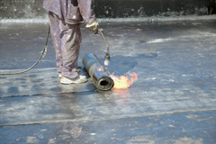 flat roof waterproofing Tamworth
