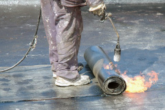 Tamworth flat roof sealing costs