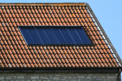 Tamworth solar water heater costs
