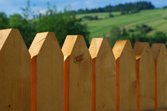 wooden fencing Tamworth